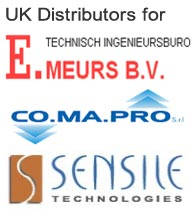 UK Distributors for Co.Ma.Pro and E.Meurs